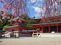 桜と比叡山延暦寺 (Enryaku-ji with Cherry Blossoms) 28 Apr, 2013 - panoramio.jpg