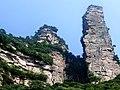 湖南 张家界 金鞭溪傍 - panoramio.jpg
