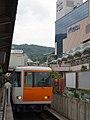 生駒駅にて From Ikoma station 2013.8.28 - panoramio.jpg