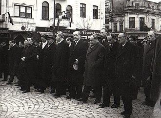 Gheorghe Gheorghiu-Dej - Gheorghiu-Dej's funeral
