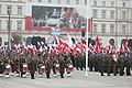 00 100 lecie odzyskania Niepodległości przez Polskę Plac Piłsudskiego odprawa wart.jpg
