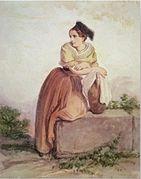 01 Bonaventure Laurens Arlesienne du temps de Daudet et Bizet.jpg