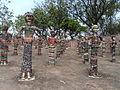 03 Statues at Rock Garden, Chandigarh.JPG