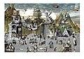 04. Miroslav Huptych, cyklus Labyrint světa a ráj srdce - Poutník prohlédá neřád v knih spisování (2013), 1000 x 700 mm, majetek autora.jpg
