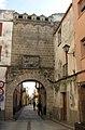 050 Portal Nord del carrer Major, al Pla de Santa Maria.jpg