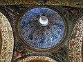 052 Església de Santa Maria (Salomó), capella del Sant Crist, cúpula.jpg