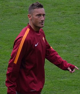 Image illustrative de l article Francesco Totti Totti en 2014. fed00aa251cd6