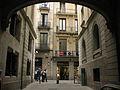 070 Ajuntament, edifici nou, c. Font de Sant Miquel.jpg
