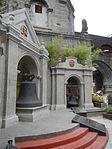 09017jfSaint Francis Church Bells Meycauayan Heritage Belfry Bulacanfvf 15.JPG