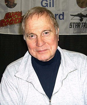 Gil Gerard - Gerard at the Big Apple Convention in Manhattan, October 17, 2009.