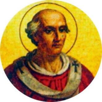 Pope Nicholas I - Image: 105 St.Nicholas I