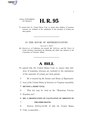 116th United States Congress H. R. 0000095 (1st session) - Homeless Veteran Families Act.pdf
