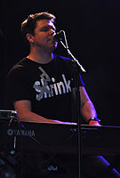 13-04-27 Groezrock Joey Cape's Bad Loud keys 02.jpg