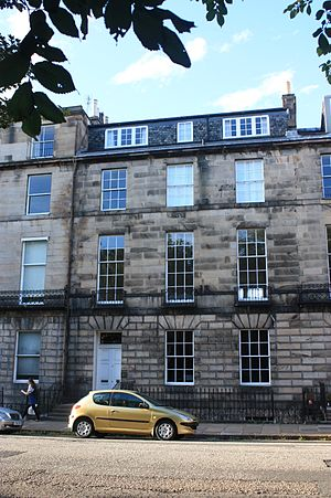 Kenneth Craik - 13 Abercromby Place, Edinburgh