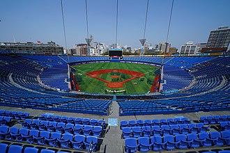 Yokohama Stadium - Yokohama Stadium