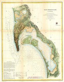 Naval Station San Diego Map.Point Loma San Diego Wikipedia