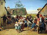 1859 Waldmueller Return from the Church Fair anagoria.jpg