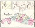 1867 Warner and Beers Map of North Castle and Armonk, Westchester, New York - Geographicus - Armonk-beers-1867.jpg