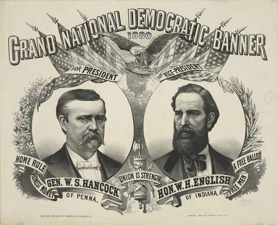 1880DemocraticCampaignPoster