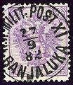 1882 Bosnie 25kr Banjaluka.jpg
