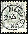1884 20sld KK Alexandrien Mi12.jpg