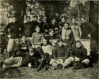 1897 college football season - 1897 North Carolina team