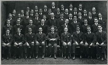 The 1915-1916 Penn Glee Club