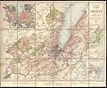 1929 Briquet Map of Geneva and Lake Geneva, Switzerland - Geographicus - Geneva-briquet-1929.jpg