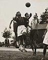 1948 indian team practising at Richmond park.jpg