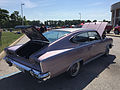1966 AMC Marlin in Marquessa Light Mauve with black vinyl at AMO 2015 meet 02.jpg