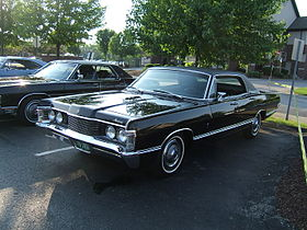 mercury park lane 1968 mercury park lane brougham 4 door hardtop jpg