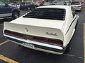 1970 AMC Javelin SST with Mark Donohue spoiler at 2015 AMO show 3of3.jpg