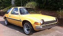 1975 AMC Pacer, base model