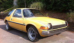 1975 AMC Pacer base model frontrightside.jpg