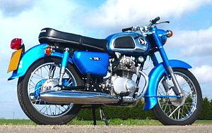 Honda CD175 - WikipediaWikipedia
