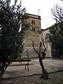 197 Casa Mas (Llorenç del Penedès), façana nord, torre.JPG