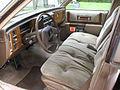 1981 Cadillac Sedan Deville D'elegance interier1.jpg