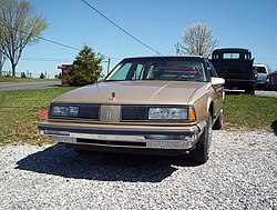 Oldsmobile Delta Eighty-Eight (1986–1991)