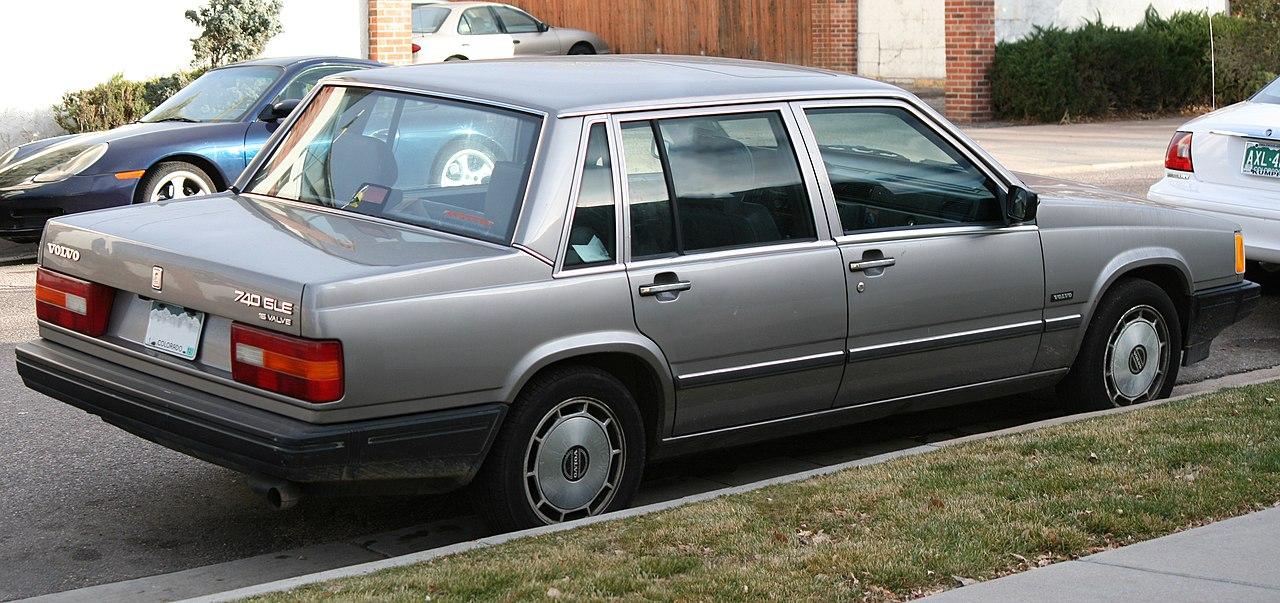 1990 volvo 740 base wagon 2 3l turbo manual rh carspecs us 1990 volvo 740 manual trans flex plate 1990 Volvo 740 Turbo