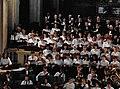 1992 March 14th Elgar, Dream of Gerontius. Eglise Saint Jean Baptiste de Grenelle, Paris (49164228342).jpg