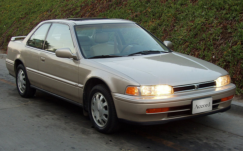 All Info 1990 Honda Accord Coupe