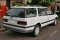 1995 Peugeot 405 (D70) SRDT station wagon (2015-11-11) 02.jpg