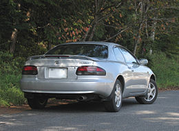 1996 Toyota Curren XS rear.jpg