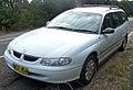 1999-2000 Holden VT II Commodore Executive station wagon 03.jpg
