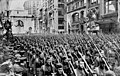 1st battalion 308th infantry lost battalion marching up fifth avenue new york city.jpg