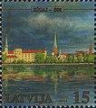 20010524 15sant Latvia Postage Stamp A.jpg
