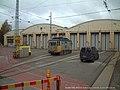 2003年 有轨电车停车场 raitiovaunu pysäköintialue, Raitioliikennemuseo - panoramio.jpg