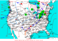 2003-03-25 Surface Weather Map NOAA.png