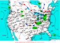 2003-06-11 Surface Weather Map NOAA.png
