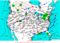 2003-06-21 Surface Weather Map NOAA.png